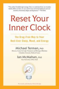 Reset Your Inner Clock - Book Cover